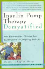 Insulin Pump Therapy book