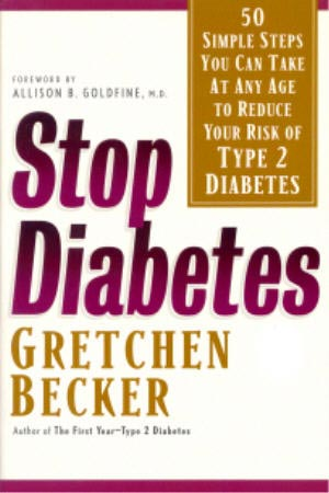 Stop Diabetes by Gretchen Becker